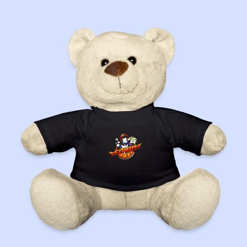 FAWK Chronicles Logo - Teddy Bear
