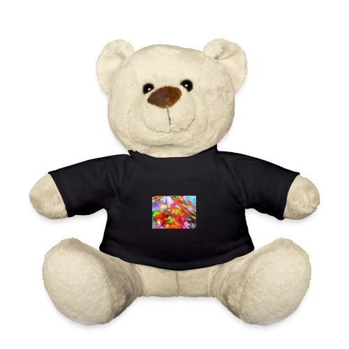 abstract 1 - Teddy Bear