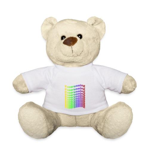 Freerunning Rainbow - Teddybjørn