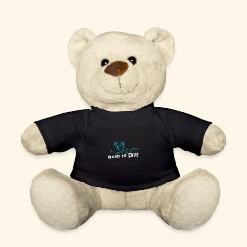 ScubaBornToDive001 - Teddy