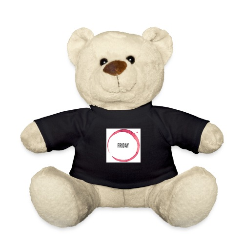 Friday JPG - Teddy Bear