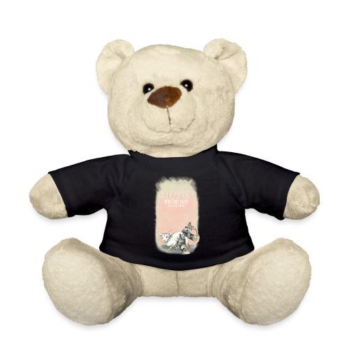 tätowierte Katze - Teddy
