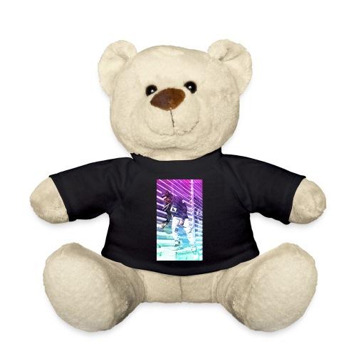 Neon HDR - Teddy Bear