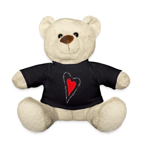 Ullihunde- Herz - Teddy