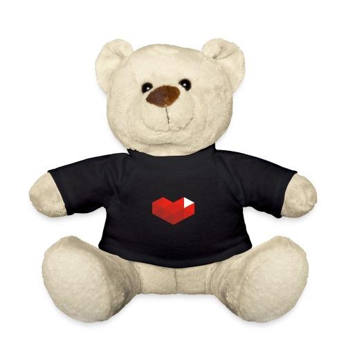 MrKinToast Heart Logo - Teddy Bear