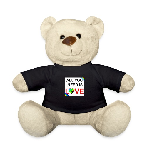 all you need is peace and love - Nounours
