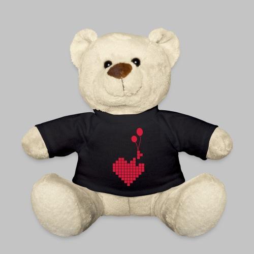 heart and balloons - Teddy Bear