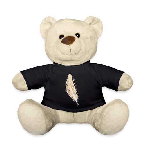 EngelFeder der LiebesFülle - Teddy