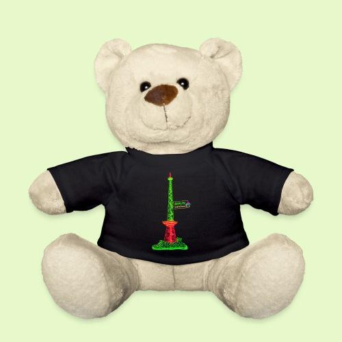 Funkturm / BerlinLightShow / PopArt Style - Teddy