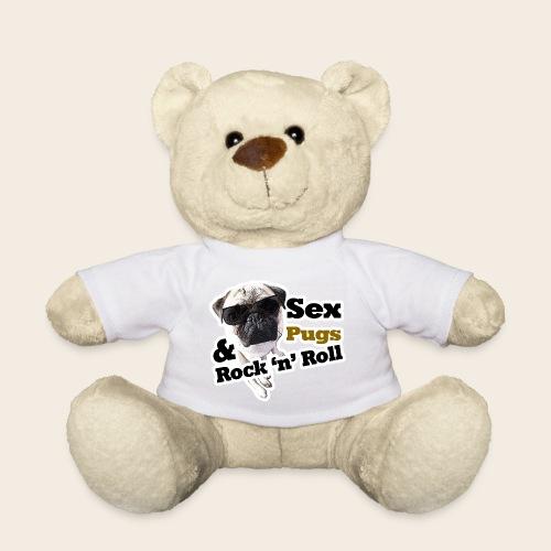 sex pugs rock n roll - Teddy