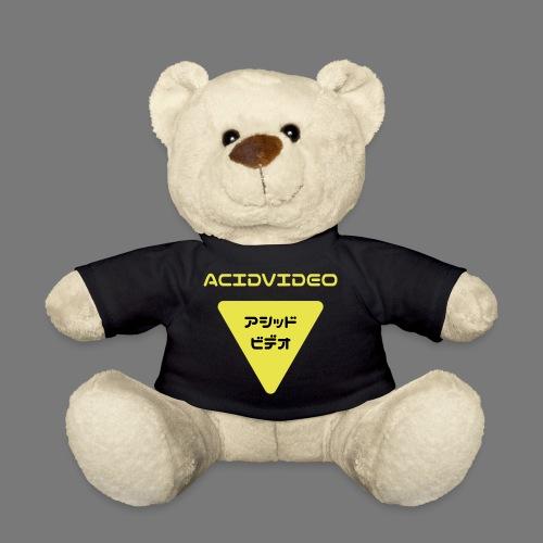 Acidvideo logo - Teddy Bear