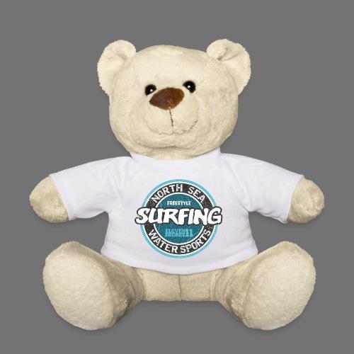 North Sea Surfing (oldstyle) - Miś w koszulce