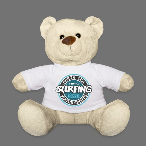North Sea Surfing (oldstyle) - Nalle