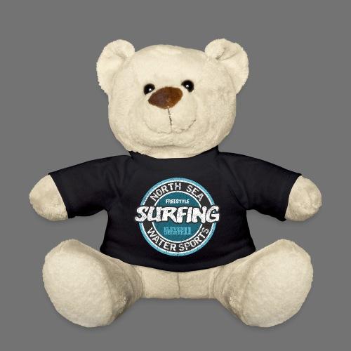 North Sea Surfing (oldstyle) - Teddybjørn