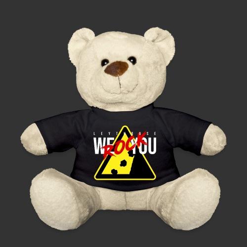 Falling Rocks - Teddy Bear