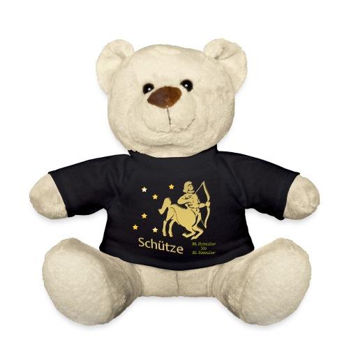 Sternzeichen Schütze - Teddy