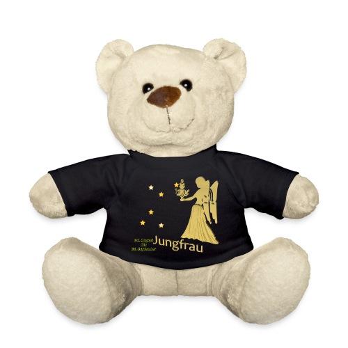 Sternzeichen Jungfrau - Teddy