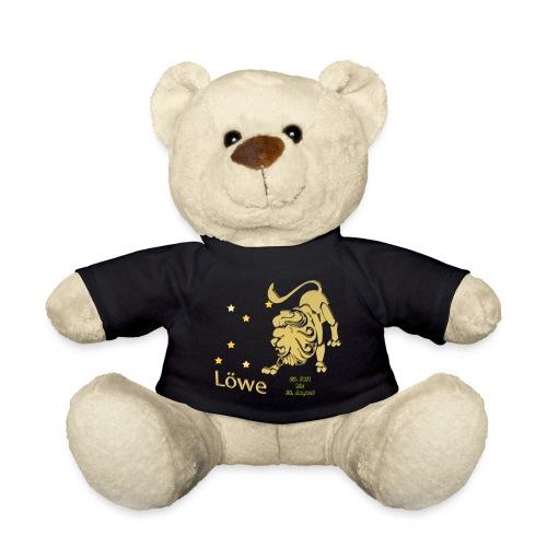 Sternzeichen Löwe - Teddy
