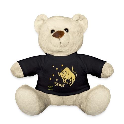Sternzeichen Stier - Teddy
