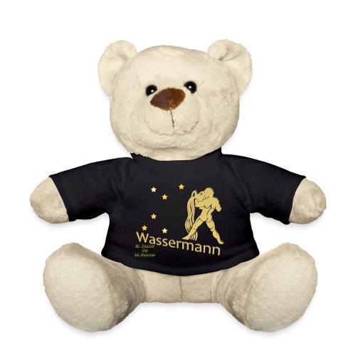 Sternzeichen Wassermann - Teddy