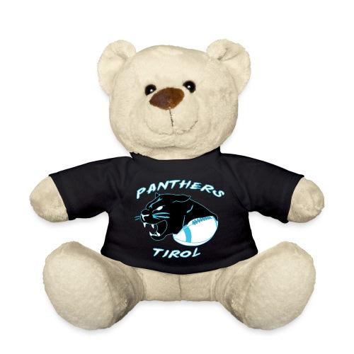 Panthers Logo 2014 Schriftzug Dark png - Teddy