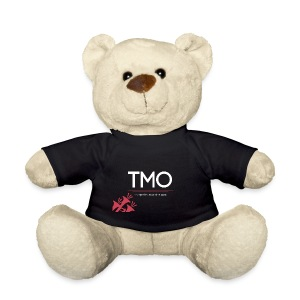TMO official logo white - Teddy Bear
