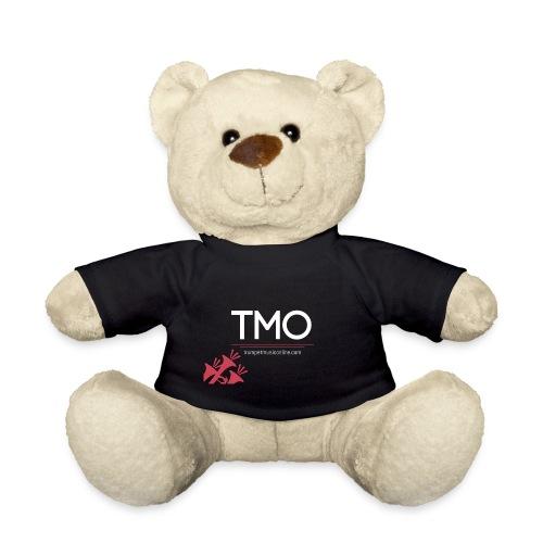TMO official logo white - Teddy Bear
