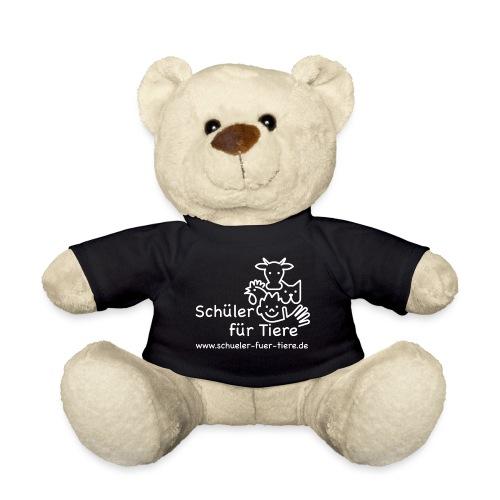Logo Weiß (1x) - Teddy