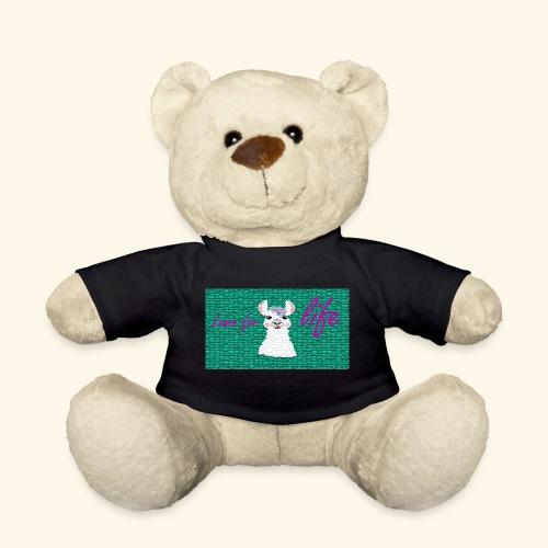 lama / alpaca - Teddy