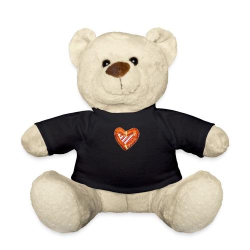 Brezenherz rot - Teddy