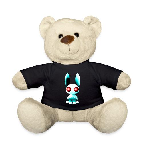 robotkanin turkos med röda ögon - Teddy Bear
