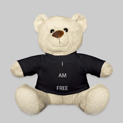 I AM FREE - Teddy Bear