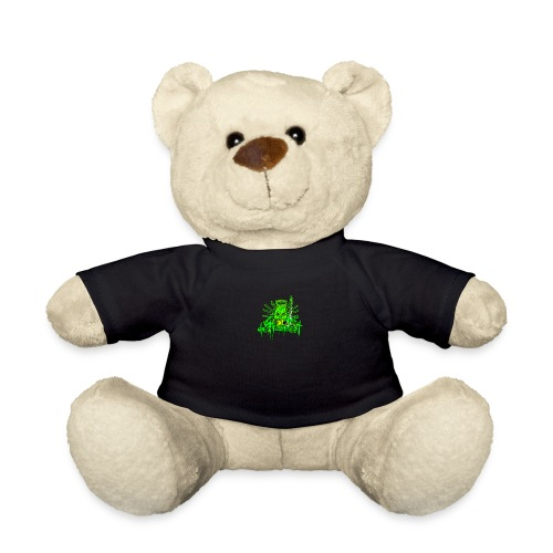 GFSkullOnlyColorShirt - Teddy Bear