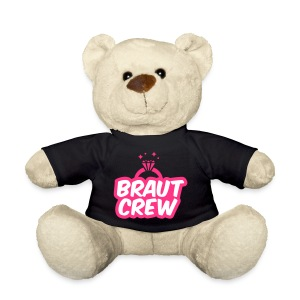 Braut Crew - JGA T-Shirt - JGA Shirt - Party - Teddy