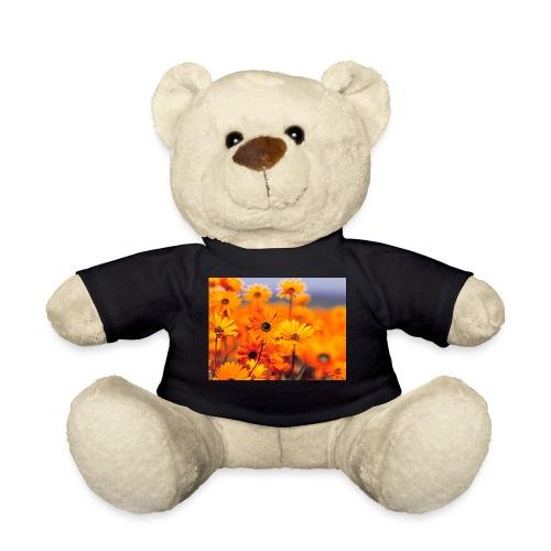 Flower Power - Teddy Bear