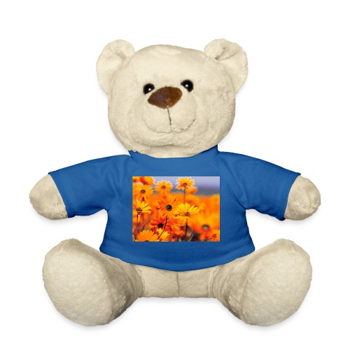 Flower Power - Teddy Bear