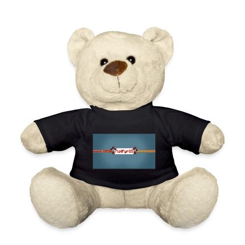 Social Banner - Teddybjørn