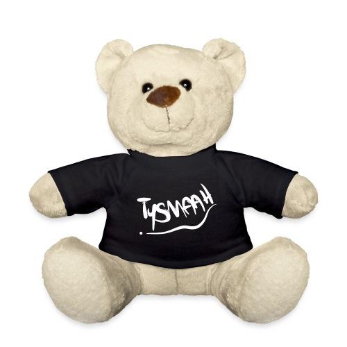 Logo blanc - TYSMAAH - Nounours