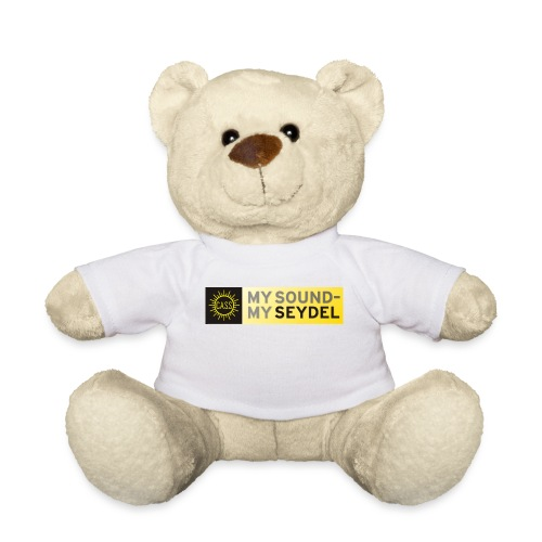 My Sound My Seydel-Logo - Teddy Bear