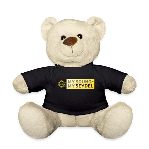 My Sound My Seydel-Logo - Teddy Bear