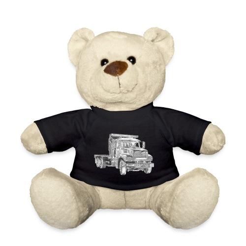 Flatbed Truck 3-axle - Teddy Bear