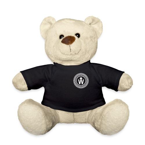 wit logo transparante achtergrond - Teddy