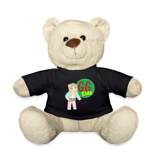 Jasmine and logo - Teddy Bear