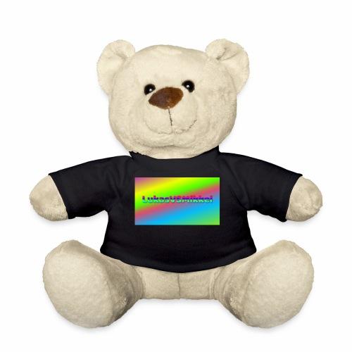 LukasVSMikkel Logo - Teddybjørn