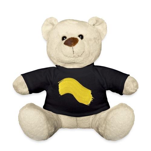 Yellow paint - Teddybjørn