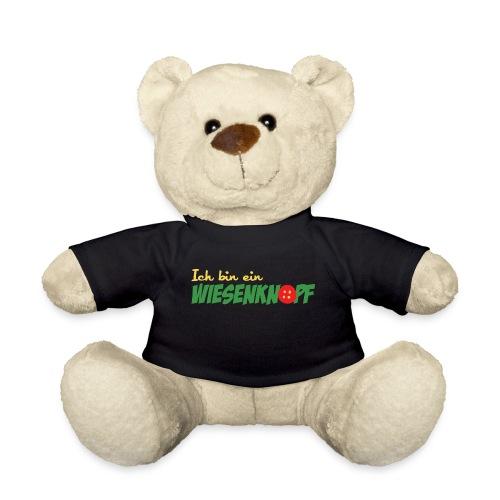 ich bin ein WIESENKNOPF - Teddy