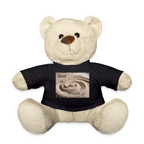 Sand in der Muschi - Teddy