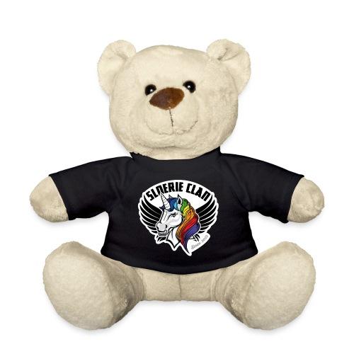 SLR Clan Logo 2018 - Teddy Bear