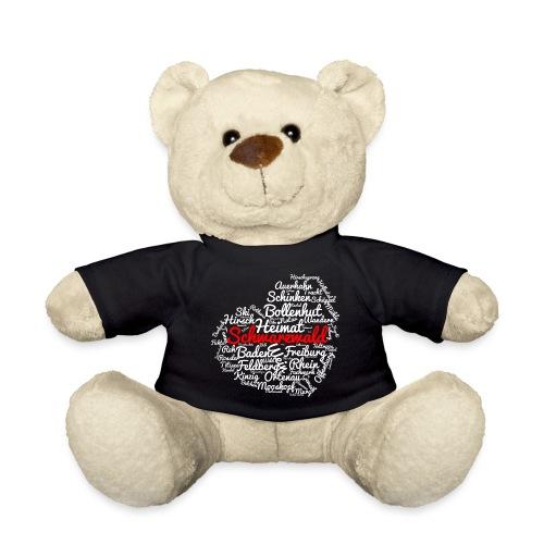 Schwarzwald Herz - Teddy