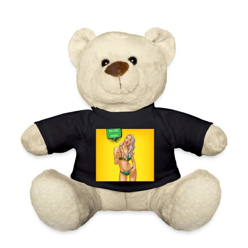 Mich Korbt Niemand T Shirt Design - Teddy